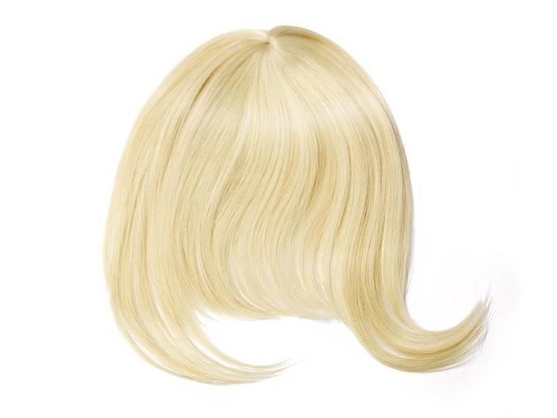 Clip-in Fringe Human Hair
