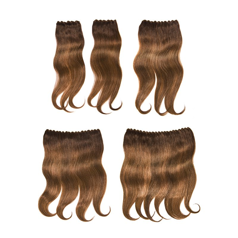 Clip-in Weft Set