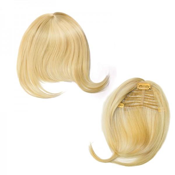 Clip-in Fringe Memory Hair