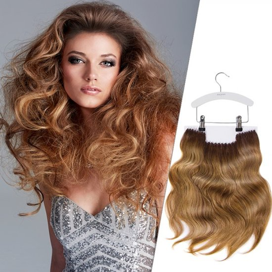 Clip-in Weft Set Memory Hair 45cm