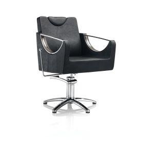Xanitalia-Design-Kappersstoel-Astra Zwart