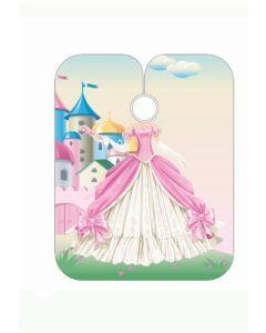 Sibel - Prinses Kinderkapmantel