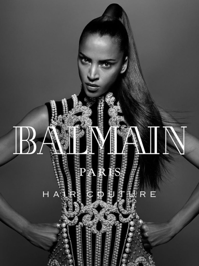 Balmain Hair Professionele Training Opsteekkapsels