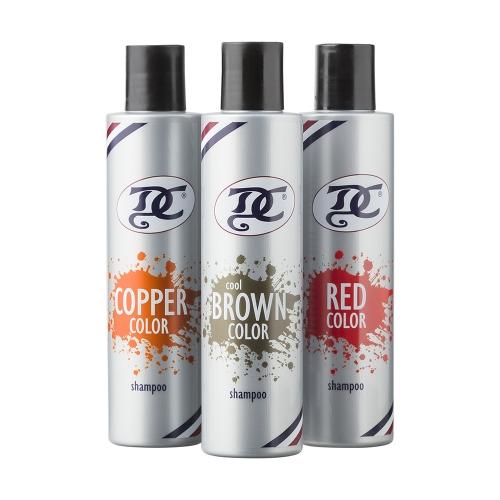 Ontdek onze nieuwste producten: DC Kleurshampoo's en DC Kleurmaskers